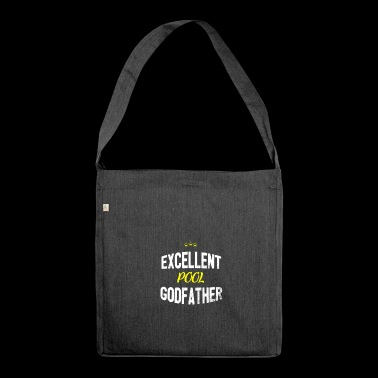 Distressed - EXCELLENT POOL GODFATHER - Schultertasche aus Recycling-Material