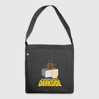 Darkside wars clone warrior toaster fun funny xmas - Shoulder Bag made from recycled material