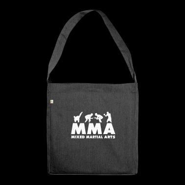 MMA Mixed Martial Arts - Shoulder Bag made from recycled material