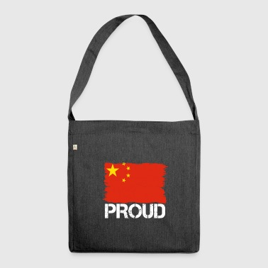 Pride flag flag home origin China png - Shoulder Bag made from recycled material