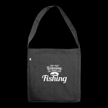 FISHING - FISHING - HOBBY - FISHING - FISHING - Shoulder Bag made from recycled material