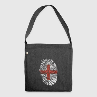 England - Shoulder Bag made from recycled material