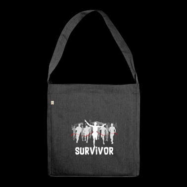Survivor - Shoulder Bag made from recycled material