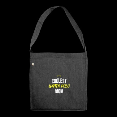 Distressed - COOLEST MOM WATERPOLO - Sac bandoulière 100 % recyclé