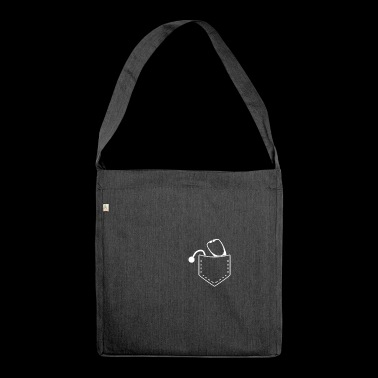 Doctor Doctor - Shoulder Bag made from recycled material