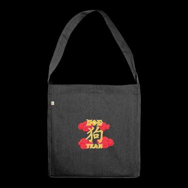 Chinese Zodiacs gift for Chinese - Shoulder Bag made from recycled material
