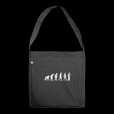 Accountant Evolution Accountant Accountant - Shoulder Bag made from recycled material