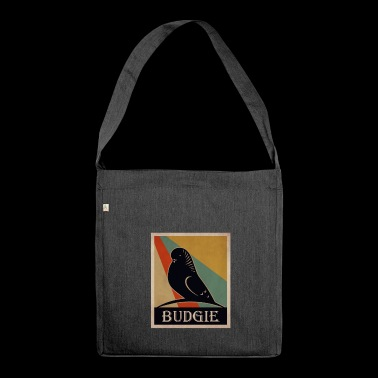 budgie - Shoulder Bag made from recycled material