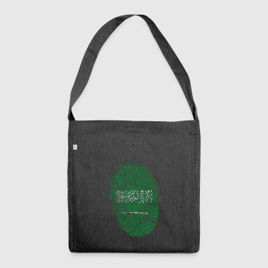 Saudi Arabia - Shoulder Bag made from recycled material