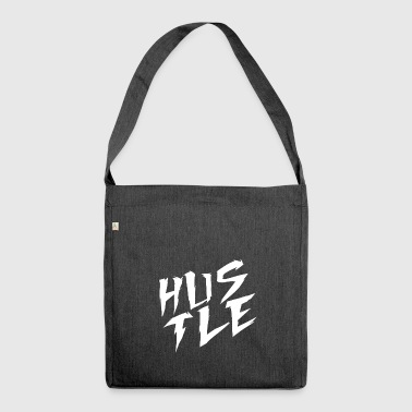 Hustle - Schultertasche aus Recycling-Material