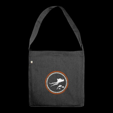 Scuba diving - Shoulder Bag made from recycled material
