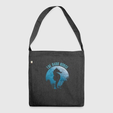 Scuba Seahorse Zoo Aquarium Daughter Son Scuba - Borsa in materiale riciclato
