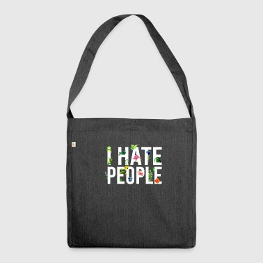 People - Shoulder Bag made from recycled material