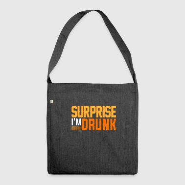 SURPRISE IN THE TRUNK - Shoulder Bag made from recycled material