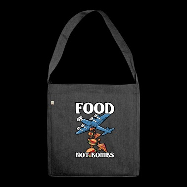 food transportation - Shoulder Bag made from recycled material