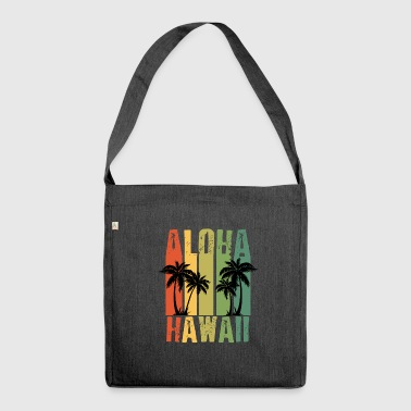 Hawaii - Shoulder Bag made from recycled material
