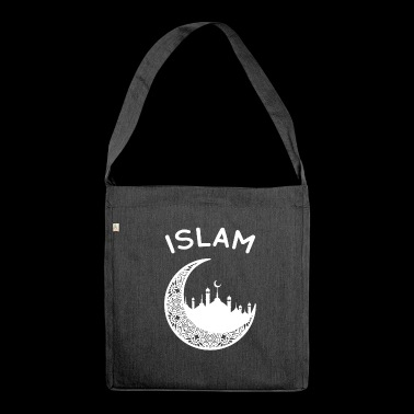 Islam - Schultertasche aus Recycling-Material