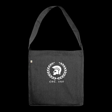 Trojan Skinheads Punk Oi 1969 working class shirt - Shoulder Bag made from recycled material