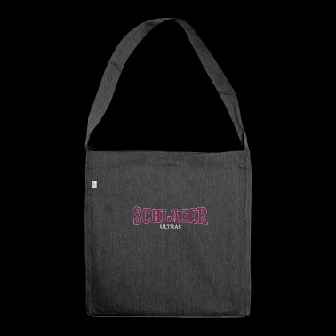 Schlager Ultras - Shoulder Bag made from recycled material