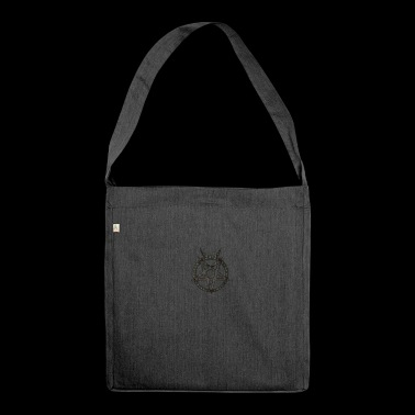 symbol - Shoulder Bag made from recycled material