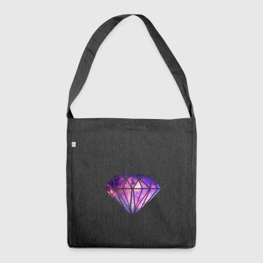 Diamant Diamant - Schultertasche aus Recycling-Material