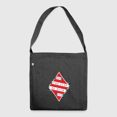 Poker Flop Cards Shirt Gift - Shoulder Bag made from recycled material