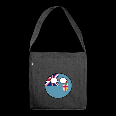 Countryball Country Home Fiji - Shoulder Bag made from recycled material