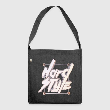 Hardstyle Outside The Box - Sac bandoulière 100 % recyclé