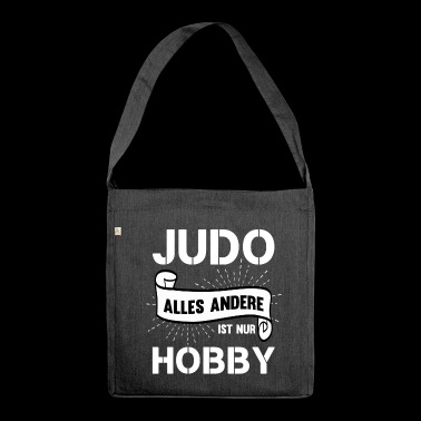 JUDO - HOBBY - Schultertasche aus Recycling-Material