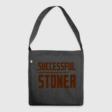 Successful stoner - Shoulder Bag made from recycled material