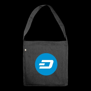 Dash icon - Shoulder Bag made from recycled material
