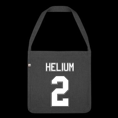 Pedir en lnea heisenberg bolsas y mochilas spreadshirt tabla peridica de helio bandolera de material reciclado urtaz Gallery