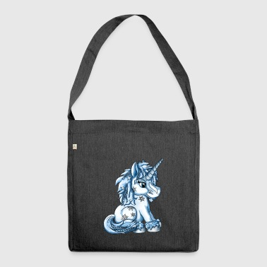Frost Unicorn Elsi - Shoulder Bag made from recycled material