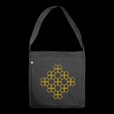 Celtic - Shoulder Bag made from recycled material