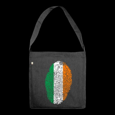 IRELAND / IRELAND - Shoulder Bag made from recycled material