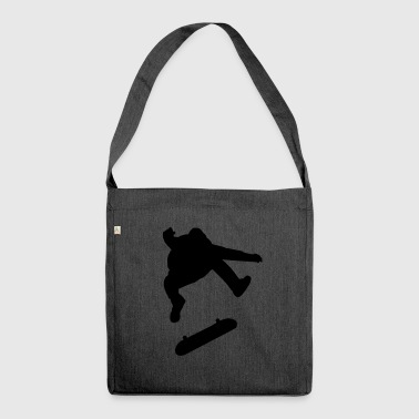 Skater - Shoulder Bag made from recycled material