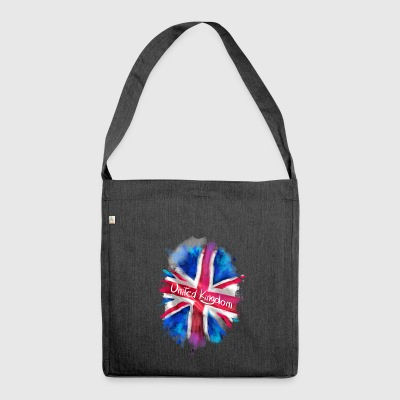 United Kingdom - Shoulder Bag made from recycled material