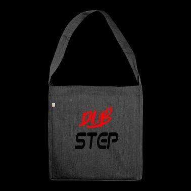 dub step - Shoulder Bag made from recycled material