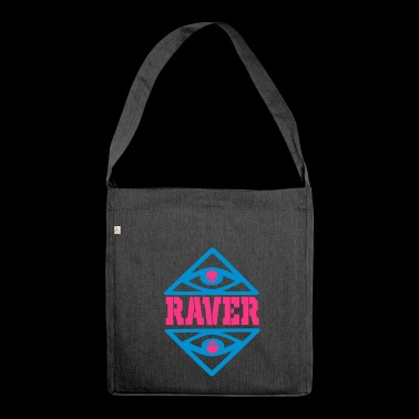 raver - Shoulder Bag made from recycled material