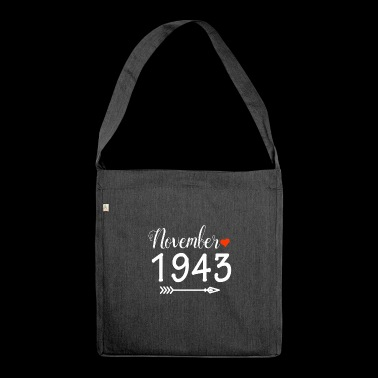 Novembre 1943 - Borsa in materiale riciclato