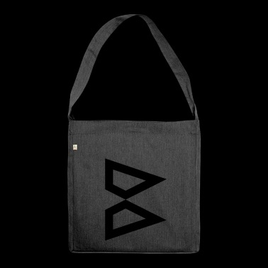 B - Shoulder Bag made from recycled material
