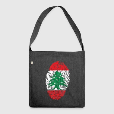 LEBANON 4 EVER COLLECTION - Shoulder Bag made from recycled material