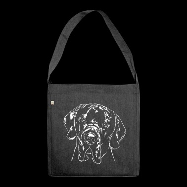 Great Dane - Great Dane - Shoulder Bag made from recycled material
