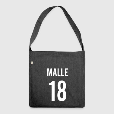 Malle 18 - Shoulder Bag made from recycled material