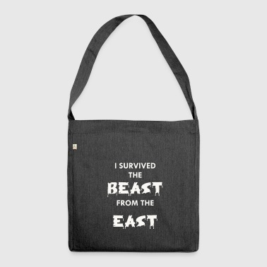 BEAST from the EAST - Shoulder Bag made from recycled material