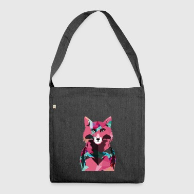 FOX FOX - Shoulder Bag made from recycled material