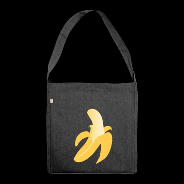 banana - Shoulder Bag made from recycled material