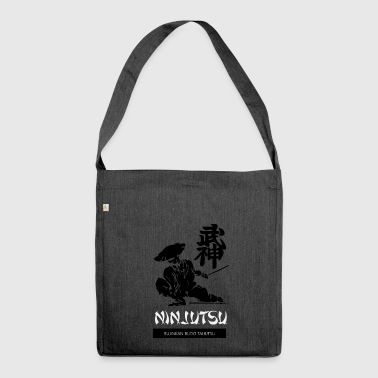 bujinkan - Shoulder Bag made from recycled material