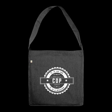 COP - Shoulder Bag made from recycled material