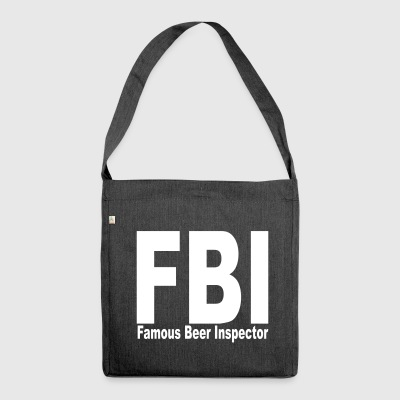 fbi - Shoulder Bag made from recycled material